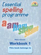 Essential Spelling WB 1