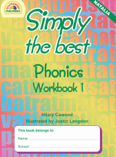 Simply the Best - Phonics WB1 Natalia