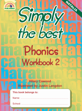 Simply the Best - Phonics WB2 Print