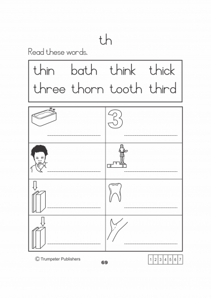 Simply Phonics WB 2 Print
