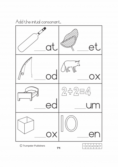Simply Phonics WB 1 Print